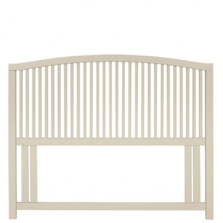 Ashby Cotton Painted Double Headboard